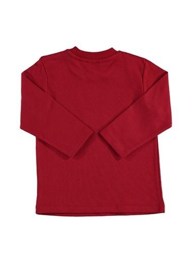 Mininio Sweatshirt Kırmızı